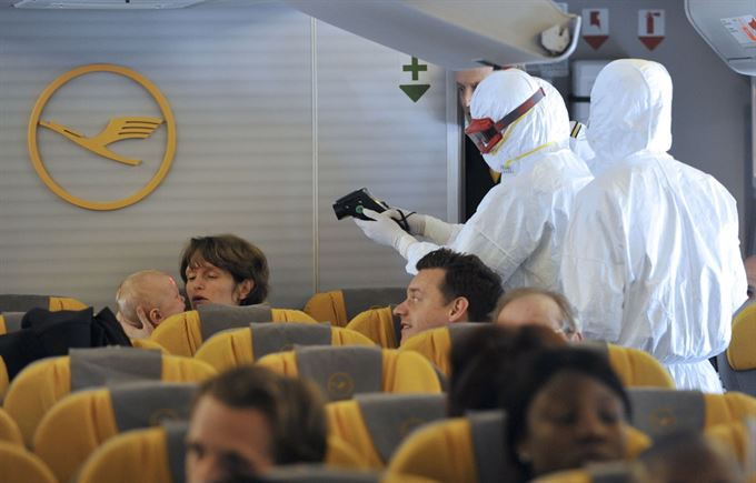 Panika místo pandemie