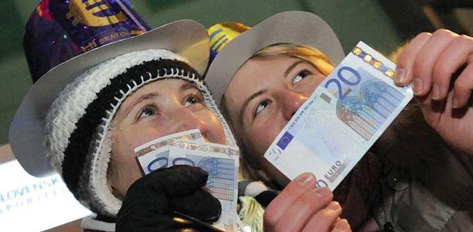 "Slovensko a ""jeho"" euro"