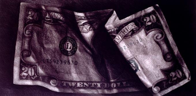 Jak se tisknou dolary?