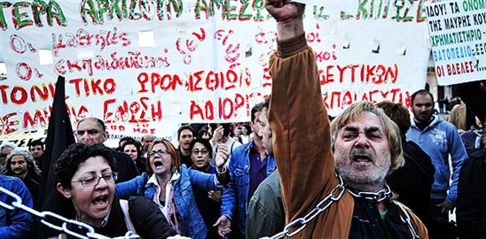 Řecko: Končí začátek konce?