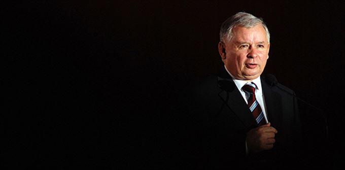Kaczyński je mrtev. Ať žije Kaczyński!