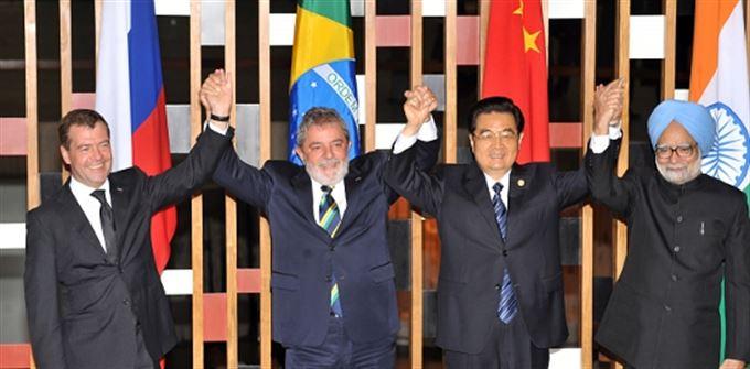 Budoucnost? Čína, Indie, Brazílie...