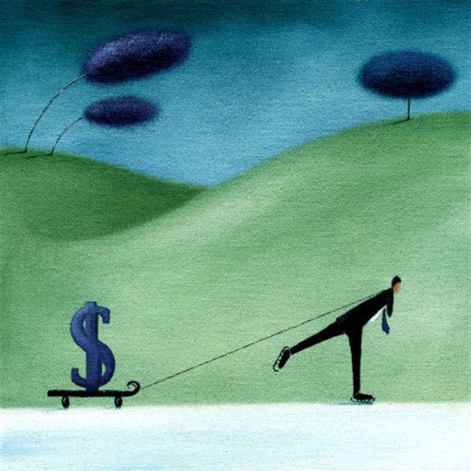 Dolar na ústupu