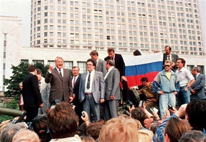 Ruská demokracie...