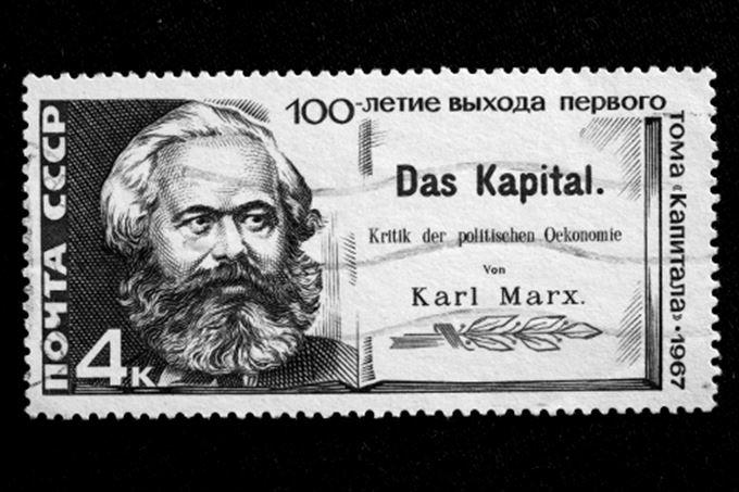 Za vším hledej peníze... A Marxovy výčitky!