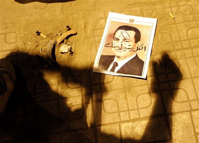 Kdo prohraje bitvu o Egypt?
