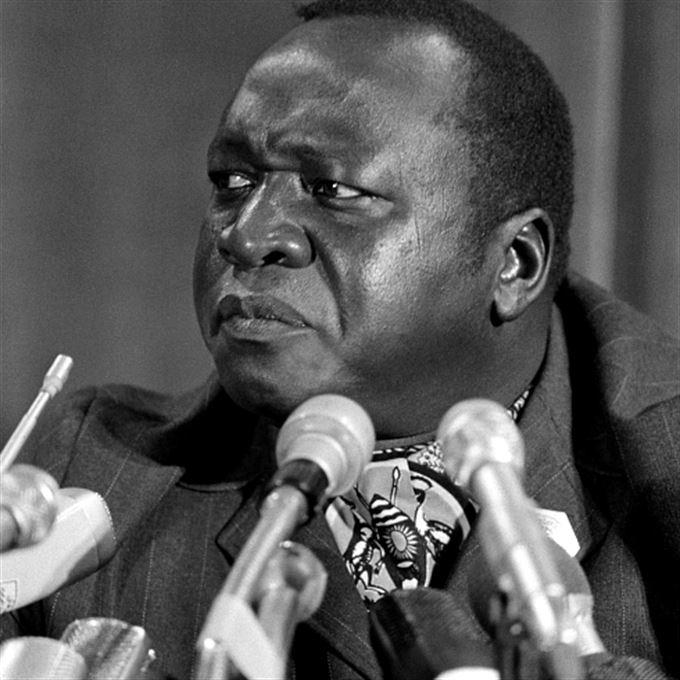 Idi Amin: Řezník z Kampaly a poslední skotský král