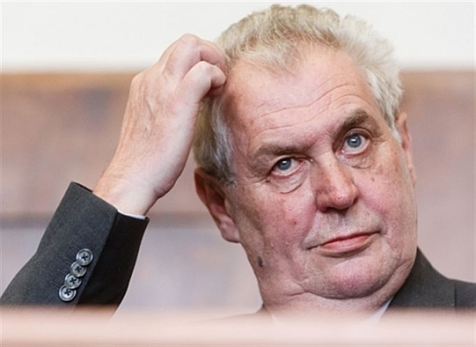 Prezidentský dotazník č. 6: Miloš Zeman