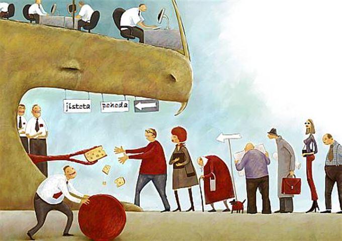 Minimální mzda: udržet chudé v trvalé chudobě