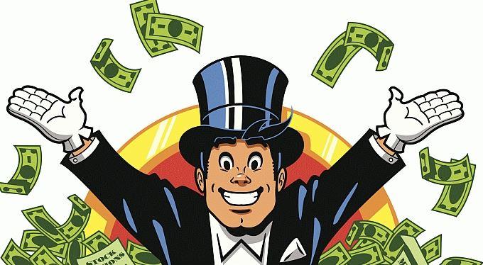 Bohatství přes kopírák: Investujte podle miliardářů