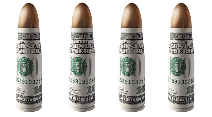 Měnové války: Tichá vojna konta mele