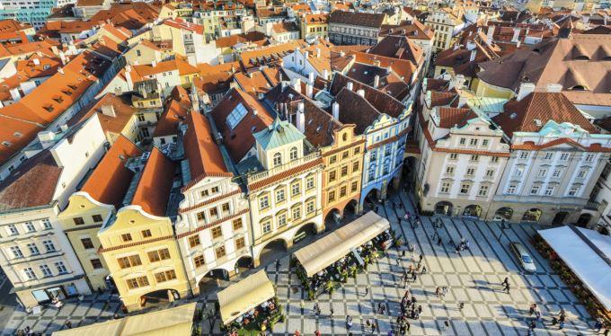 Klub za prázdnou Prahu: Na to jak je Praha malá, je dost velká