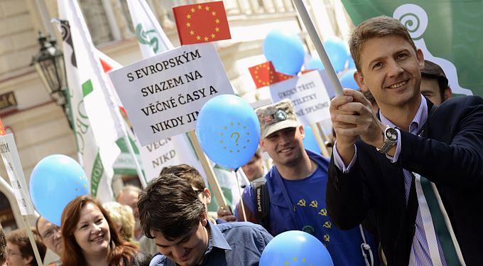 Z deníku europoslance: Pod tlakem