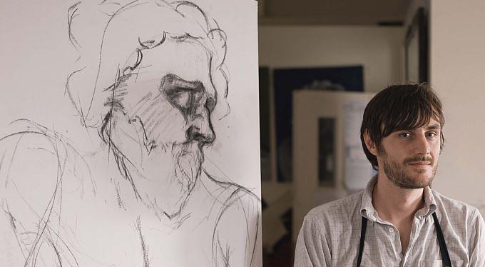 Portrét umělce jako maloměstského hokynáře