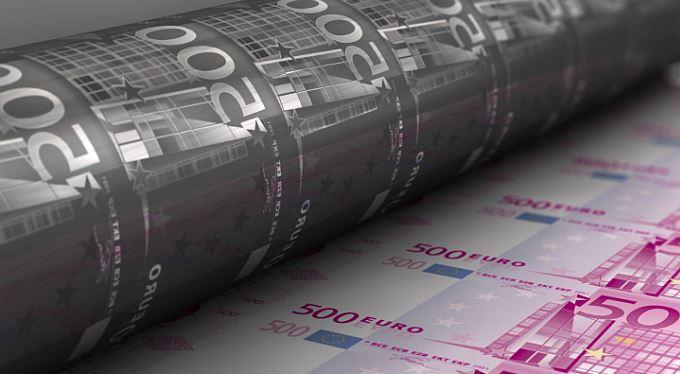 Inflační pumpa po evropsku