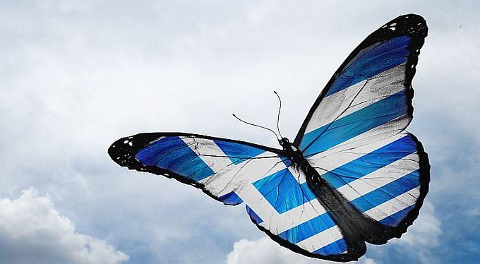 Připoutejte se! Řecko jde na přistání