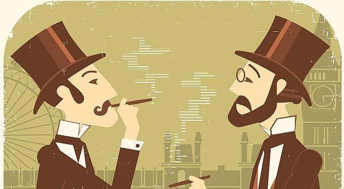 Ekonomie není pro gentlemany