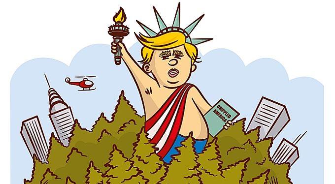 Trumpova Amerika na první místo… A Evropa?