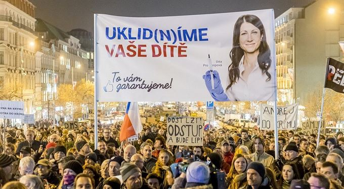 Organizovaný zločin na pražské psychiatrii?