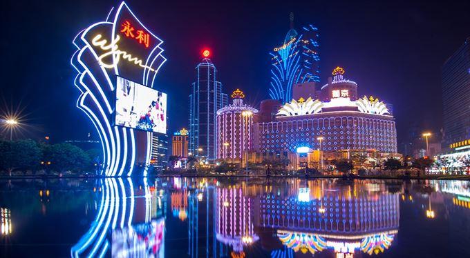 Proměny hlavního města hazardu