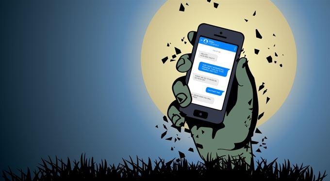 etiketa a textové zprávy