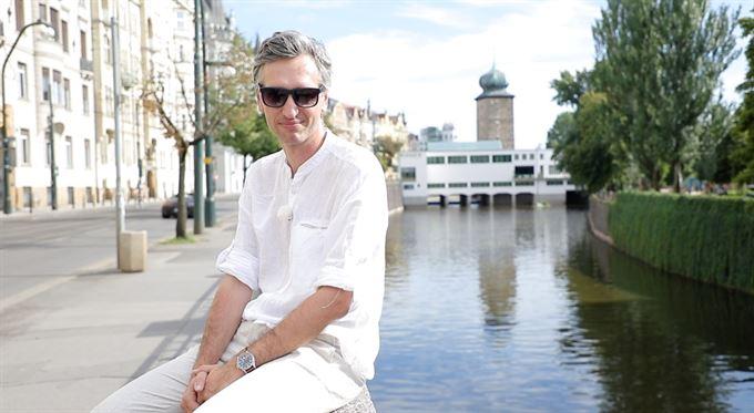 Překvapivé stavby Adama Gebriana: Mánes, radikální a krásný