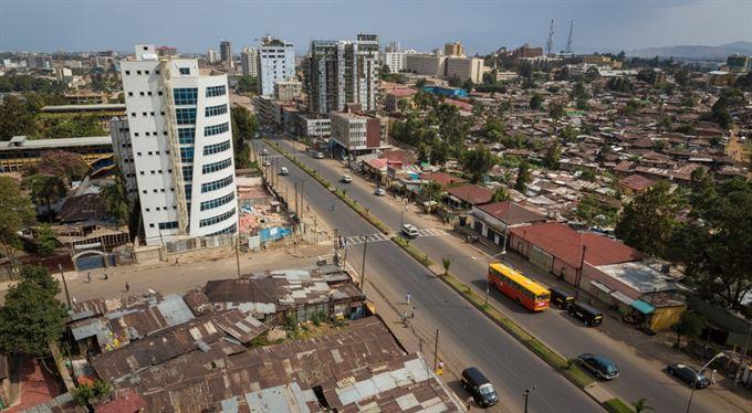 Etiopie. Proč Africe nejde pomoct, pokud si nepomůže sama